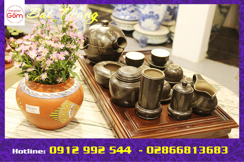 Khai trương cửa hàng ấm chén ấm trà Bát Tràng tại quận Tân Phú, Sài Gòn