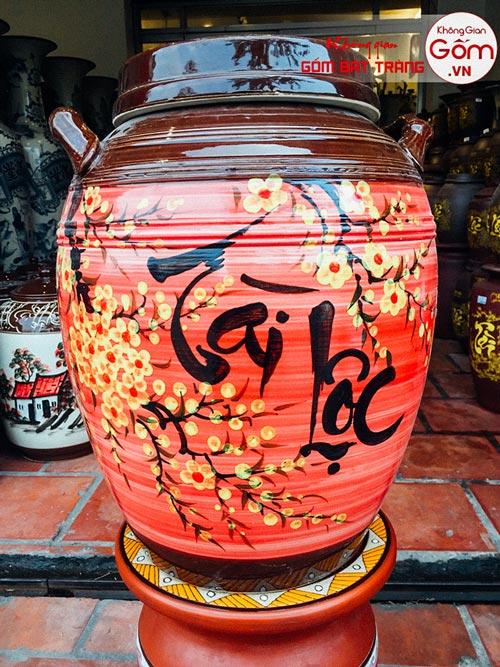 Bình ngâm rượu tại Bình Phước