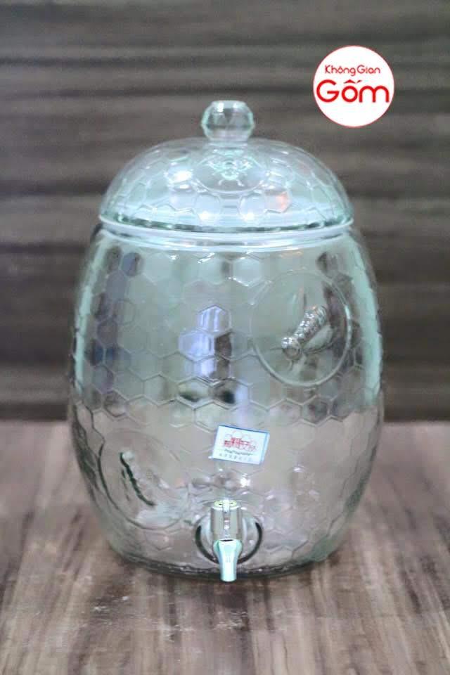 Địa chỉ bán bình thủy tinh ngâm rượu Hàn Quốc ở Bình Dương ?