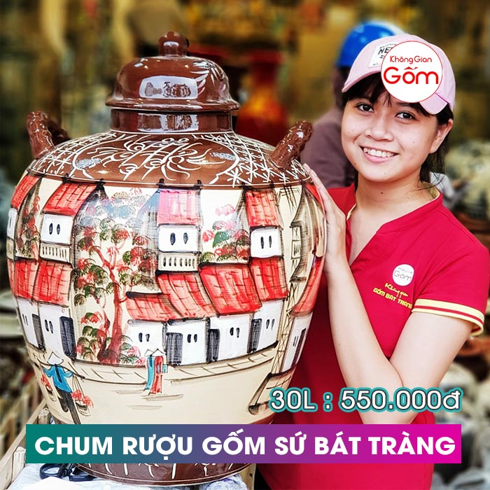 Địa chỉ chuyên bán sỉ và lẻ bình ngâm rượu cỡ lớn tại quận Gò Vấp tphcm