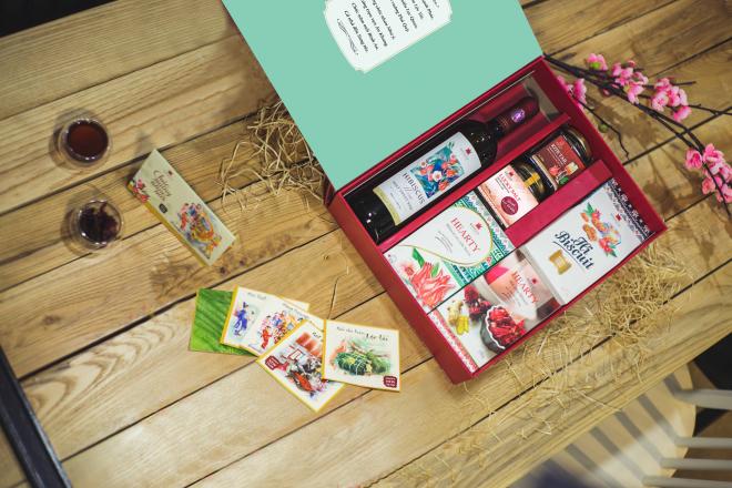 Nhà cung cấp phần quà tết - Giải pháp quà tặng tết cho doanh nghiệp